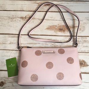 Kate Spade Crossbody Polka Dot Bag NWT